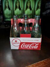 Vintage 1950-60s Coca-cola Cola Six Pack & Carrier