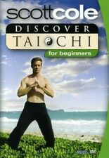 874482008904 Discover Tai Chi for Beginners With Scott Cole DVD Region 1