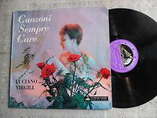 Luciano Virgili – Canzoni Sempre Care - LP