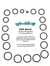 First Endeavor FEP Quest Paintball Marker O-ring Oring Kit x 2 rebuilds / kits