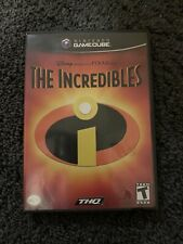 Incredibles (Nintendo GameCube, 2004) Complete Tested Excellent Condition
