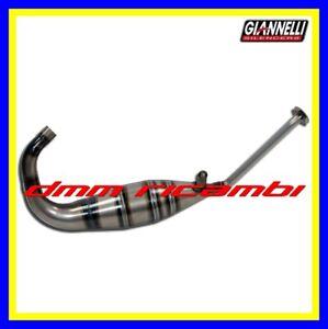 Marmitta GIANNELLI APRILIA RS 125 01>02 2T. espansione racing RS125 2001 2002