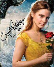 EMMA WATSON AUTOGRAPHED SIGNED A4 PP POSTER PHOTO