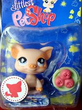LITTLEST PET SHOP - MAIALE MAIALINO PIG - 885 (personaggio)