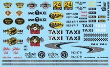 Gofer Racing 1/24-1/25 Taxis 11059 x