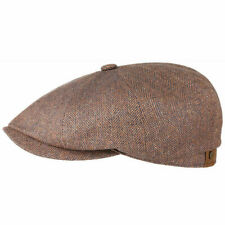 Stetson Spring Summer Range Peaky Blinder Style Newsboy Flat Caps