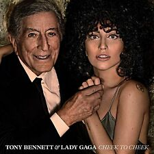 TONY BENNETT & LADY GAGA - CHEEK TO CHEEK: DELUXE CD ALBUM (September 22nd 2014)