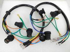 Honda CB 750 Four K0 K1 Kabel Set für Tachometer/DZM Socket compl., Speedo/Tach