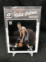 Caris LeVert Brooklyn Nets 2016-17 Donruss Optic 1st Year Rookie Card #167 P22