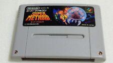 Super Famicom Super Metroid Japan SFC F/S