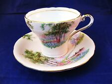 Vintage Aynsley Bone China Tea Cup and Saucer - Really Nice! - England
