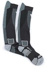Dainese D-core High Socks Schwarz/anthrazit Motorrad-socken Gr. L 44-47