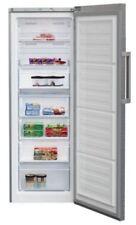 Beko congelador RFNE290L21X vertical 171 inox a+