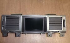 Bordcomputer Navi Display Luftdüse 13156065 09177133 Opel Signum Vectra C `02-08