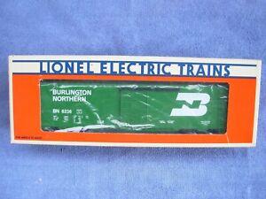 Lionel O Scale Burlington Northern Standard Box Car 6-6236
