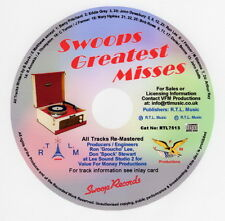 Swoops Greatest Misses CD  Cat No: RTL7513