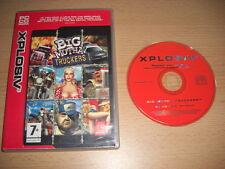 BIG MUTHA i camionisti 1 PC CD ROM XPL-spedizione veloce