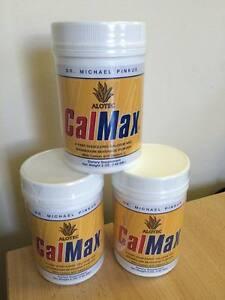 Vitamin C & Lemon Calmax Dr.Pinkus Calcium & Magnesium Beverage/Drink Powder x3
