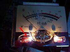 Lampadina light bulb S meter Yaesu Sommerkamp Ft 101 zd  ft 901 ft 902 ft 225