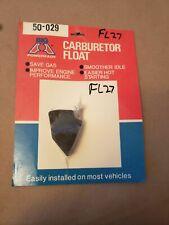 Big A Carburetor Float 50-029 NOS