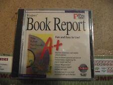 Windows Book Report (Pc Cd-Rom, 1997) New. Makes writing reports fun!