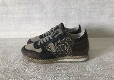 Scarpe snickers Philippe Model 37 Leopardate Glitter