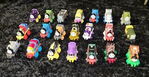 Thomas And Friends Minis Bundle X 21 early weighted 1st edition Trains