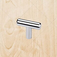 Cabinet Hardware T Knobs kq0 Polished Chrome pulls 40mm
