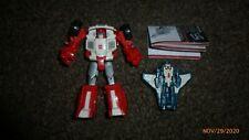 Transformers Generations Thrilling 30 Swerve Legends Figure Complete RARE