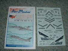 Aero Master Decals 1/48 Uss Constellation 2001 Pt 2