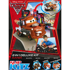 DISNEY CARS MATER 2-IN-1 MODEL DELUXE KIT PLAYSET ** GREAT GIFT **