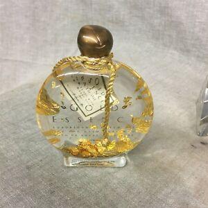 Gold Essence Bath Oil Unopened Aroma Art 24 K Gold Leaf 4OZ