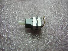 NKK Subminiature Pushbutton Switch SPST-NO  0.4VA  28V **NEW** 1/PKG