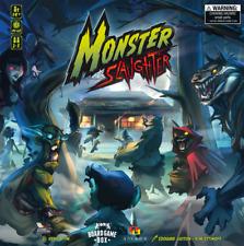 Board Game Box-monstruo Slaughter juego de mesa sociedad juego Boardgame juego