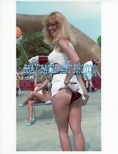PINUP COLOR PHOTOGRAPH ROSELAWN INDIANA NAKED CITY DEE 003