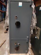 Surface mounted SMP Dual Unit G1 (£10,000K) Top & G3 Bottom key lock (£35,000K)