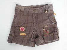 Shorts KMG 5 Toddlers Brown  Cuffed Ends with Pockets Size 5T