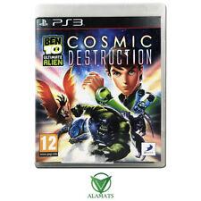 Ben 10 Ultimate Alien Cosmic Destruction (PS3) Action - Adventure