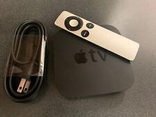 Apple TV (3rd Generation) HD Media Streamer (Model A1469) Fully Functional!