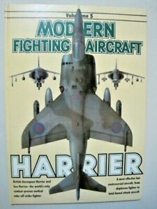 Harrier (Modern fighting aircraft) Vol. 5
