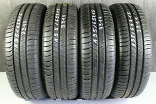 4x Michelin Energy Saver+ 195/65 R15 91H + Summer Tyre + Dot 3914+ 6,5mm Top
