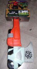 Retired NERF Zombie Strike Z Foam Monkey pipe Wrench Axe Prop Cosplay Role play