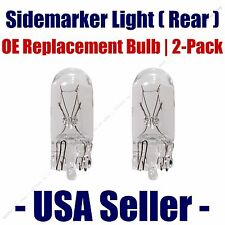 Sidemarker (Rear) Light Bulb 2pk - Fits Listed Buick Vehicles - 194
