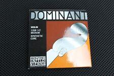 Thomastik Dominant 135B Violin String  Set 1/2  E Ball End New in Box!