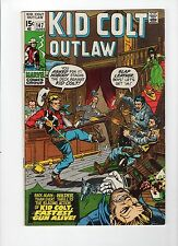 Kid Colt Outlaw #147 (Jun 1970, Marvel) - Fine