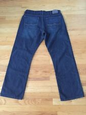 NWT Wrangler Jeans Relaxed Straight 99CDWID 34 x 30