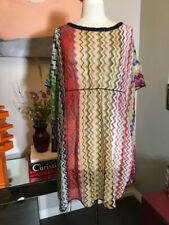 Missoni MARE Poncho Multi Color Knit Top Poncho - 2400-378-12820