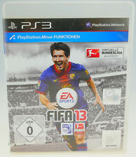 FIFA 13 2013 | Sony Playstation 3 PS3 | komplett in OVP | sehr gut