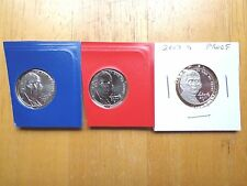 2017 P D S Jefferson Nickel Proof 3 Coin Set PDS Sealed US Mint Cello