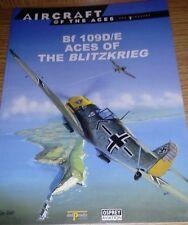 Bf 109D/E Aces of the blitzkrieg Osprey del prado 1999